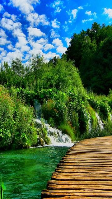 Plitvice lakes national park croatia for wallpapers 25 desktop background - Plitvice lakes hd ...