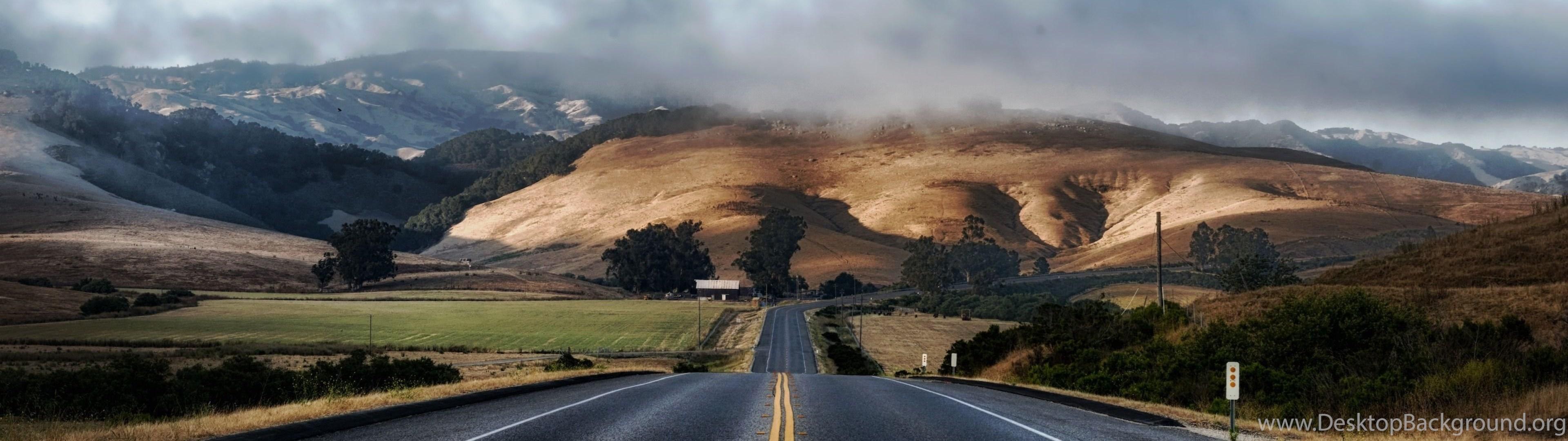 Empty road 4k ultra hd wallpapers 3840x2160 desktop background - 4k ultra hd wallpapers for desktop ...
