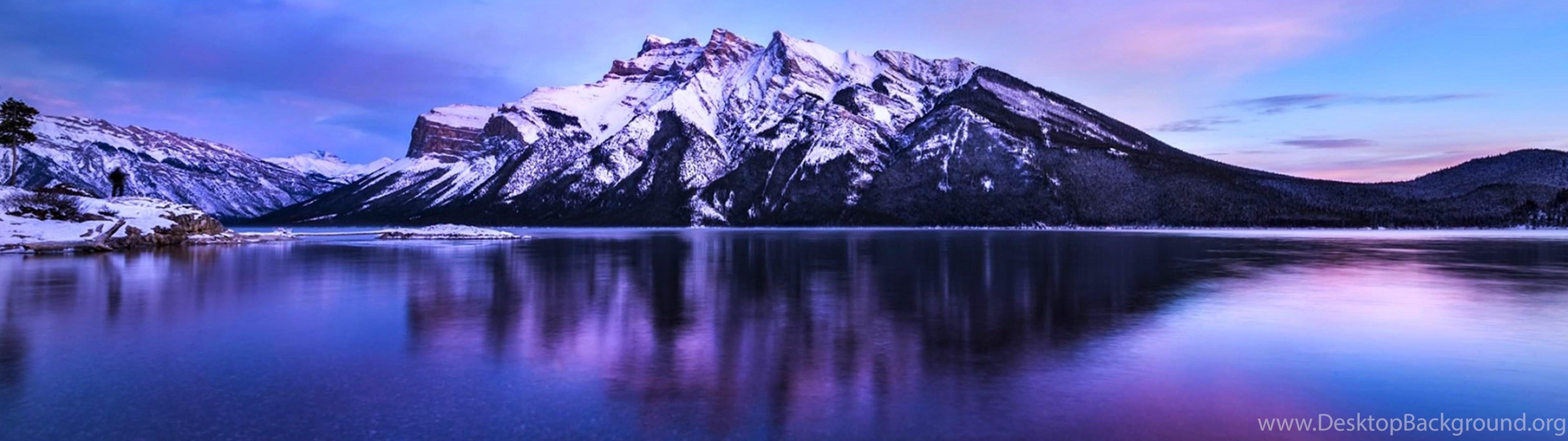 Download Banff National Park Hd Wallpapers For 4k 3840 X 2160 Desktop Background