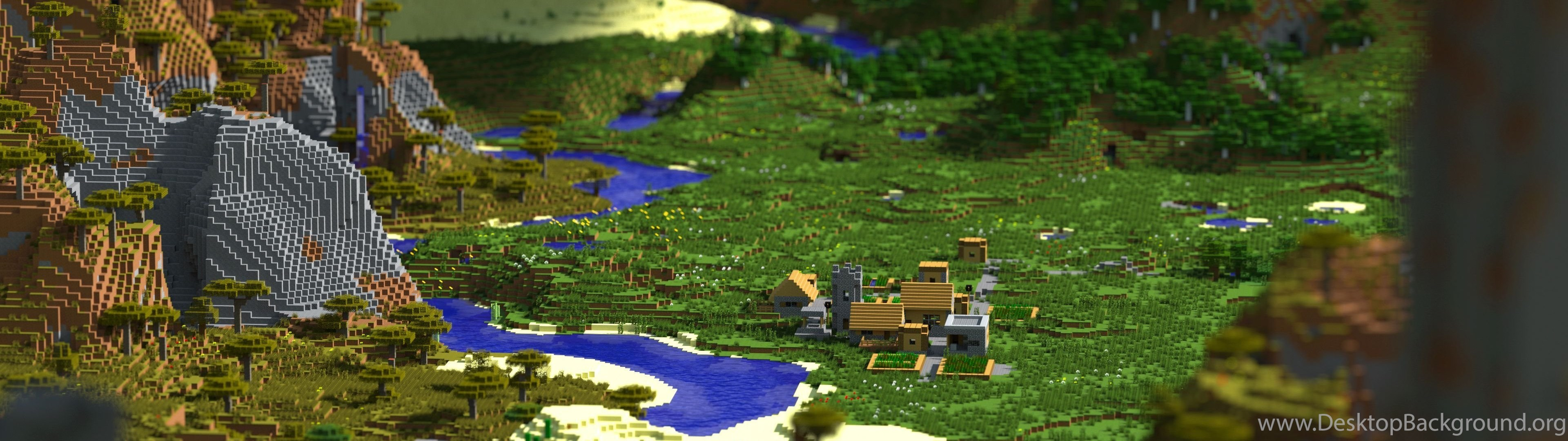 Great Wallpaper Minecraft Dual Screen - 185327_minecraft-deviantart_3840x2160_h  Image_43727.jpg