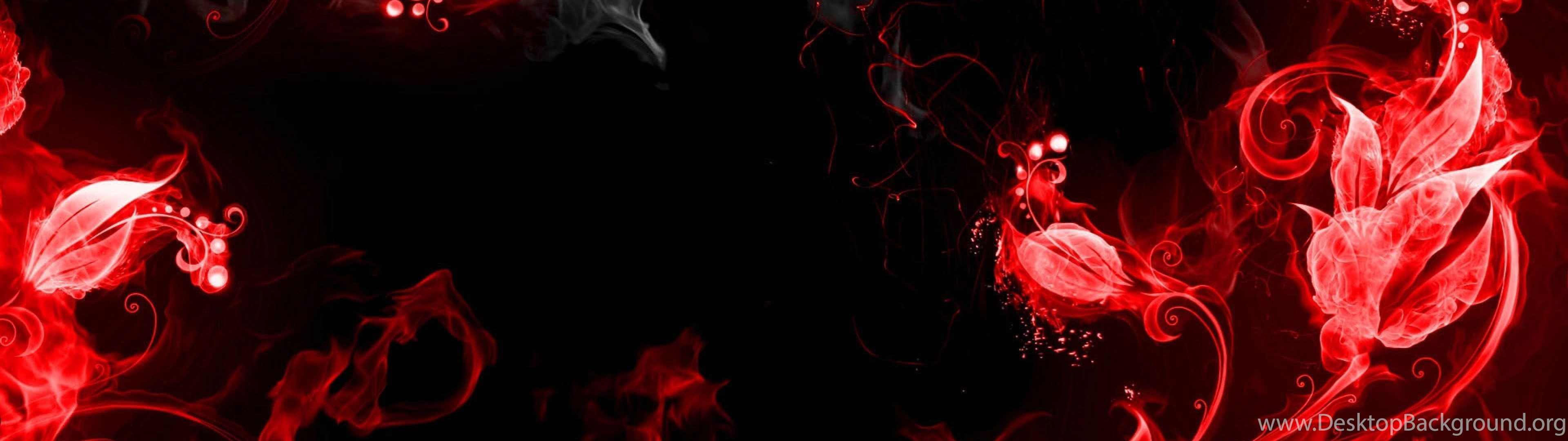 download wallpapers 3840x2160 abstraction red smoke