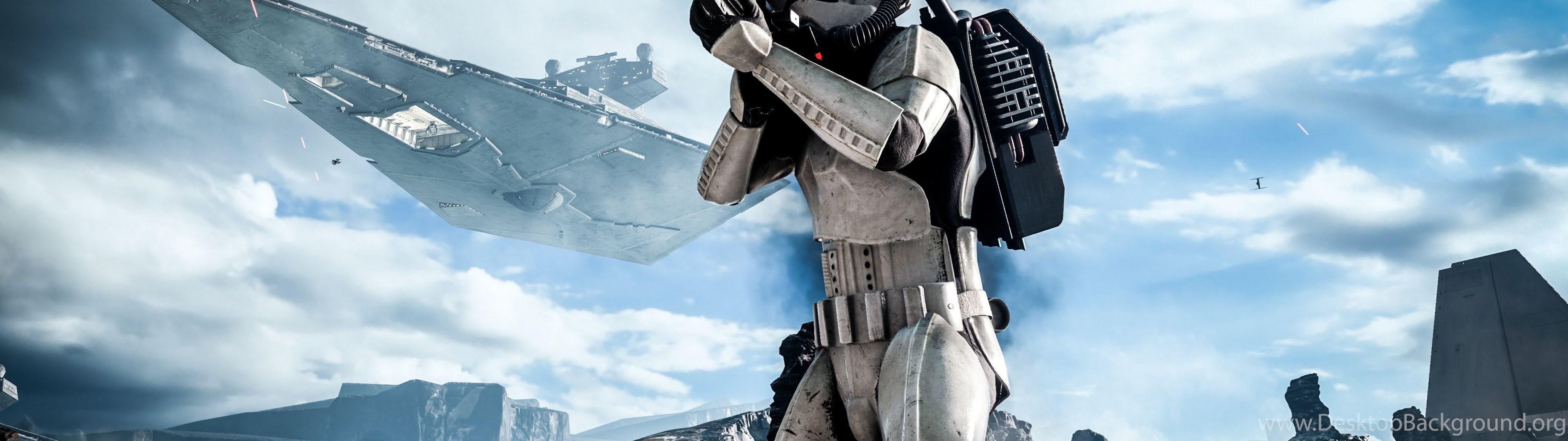 Star Wars Battlefront Stormtrooper Wallpapers Desktop Backgrounds
