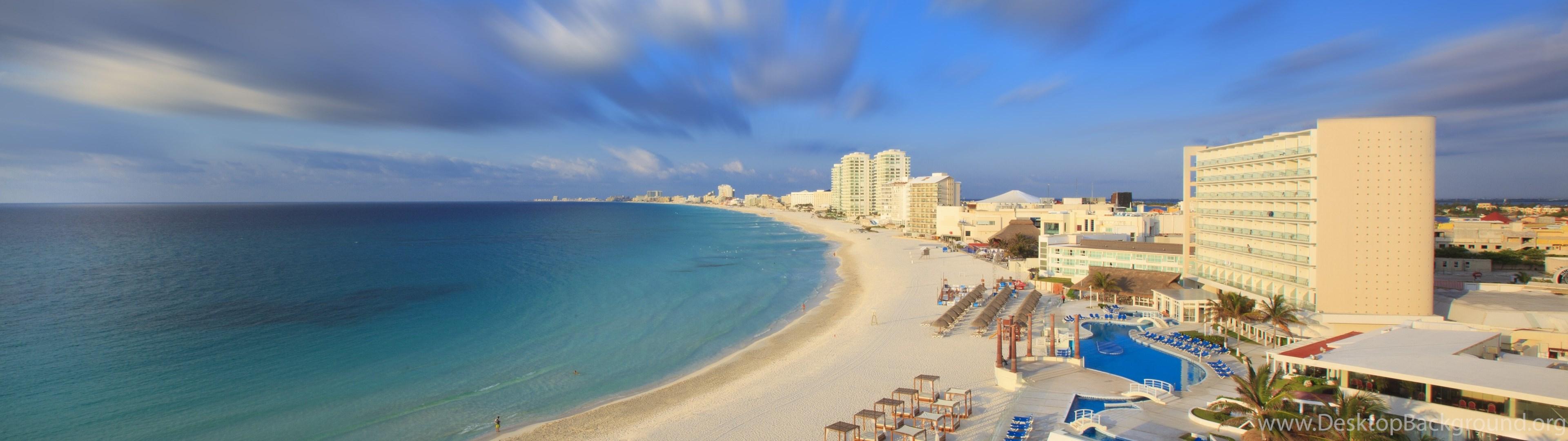 Cancun Wallpaper Travel Beaches Cancun Mexico Best Beaches Desktop Background