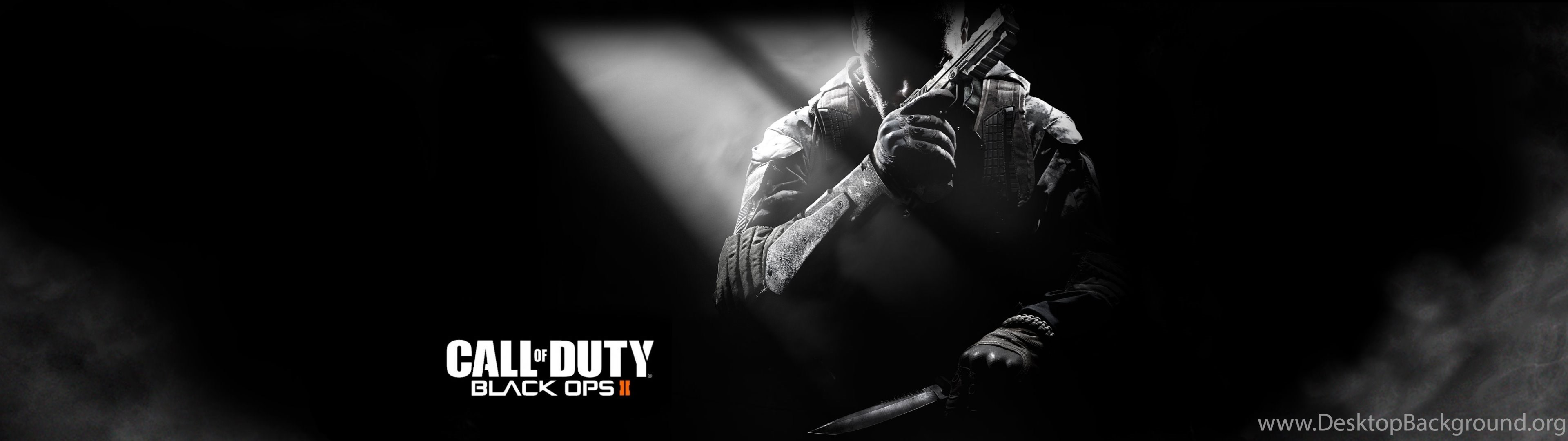 Black Ops 2 3 Monitor Wallpapers By Stomp442 On Deviantart Desktop