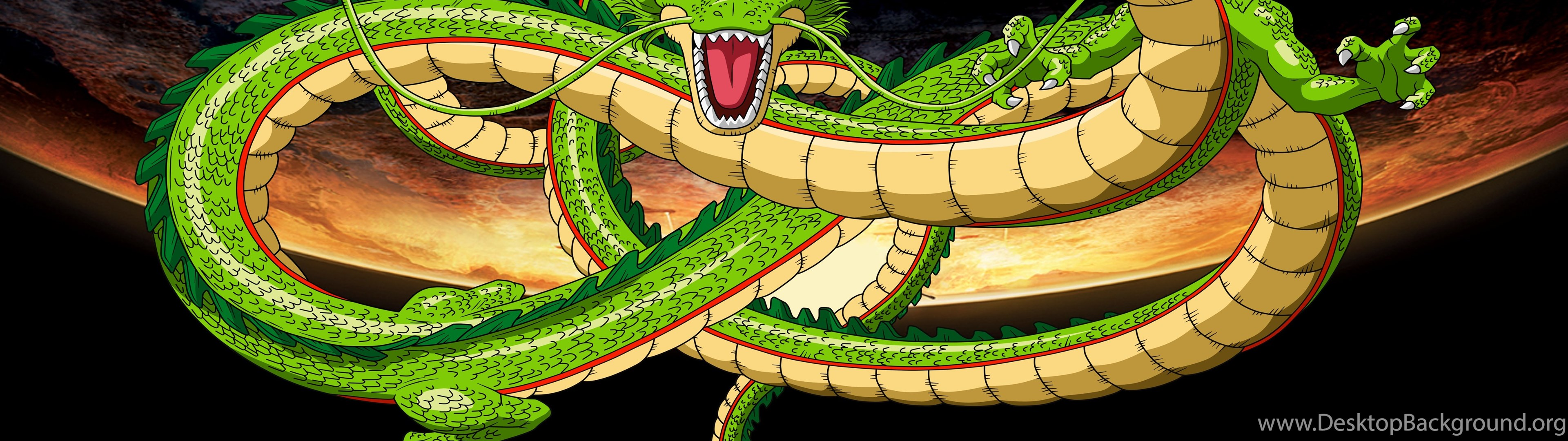 Here Is A Shenron Wallpapers I Found While Google Ing Dbz