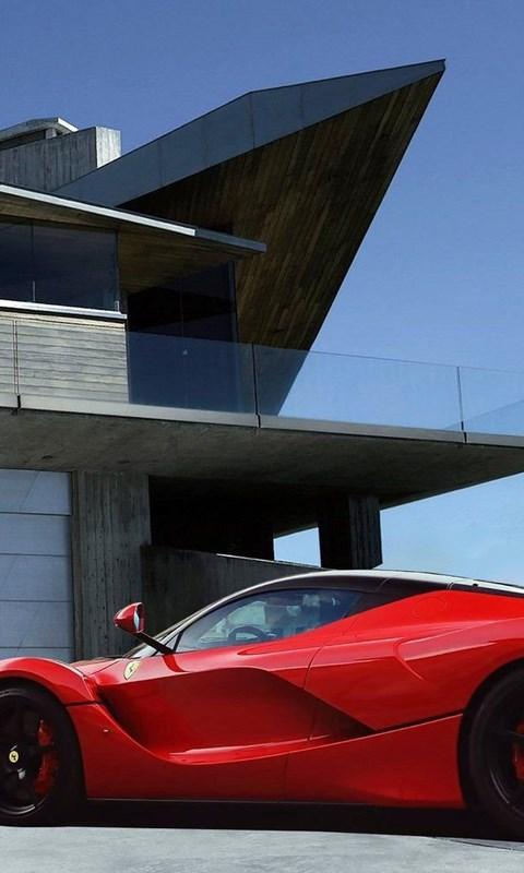 Ferrari LaFerrari Wallpapers Desktop Background