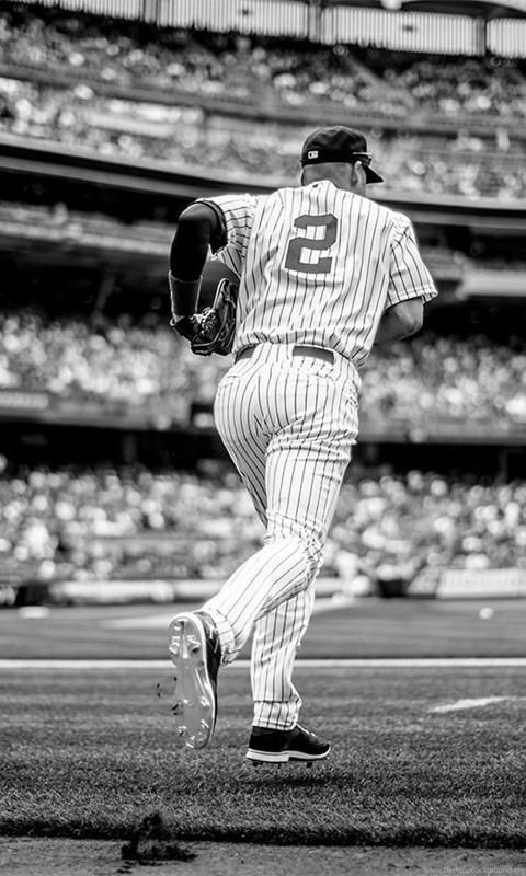 Derek Jeter Wallpapers For IPhone And IPad Baseball Desktop Background