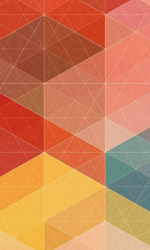 Pastel Polygon Pattern, Abstract, 1920x1200 HD Wallpapers
