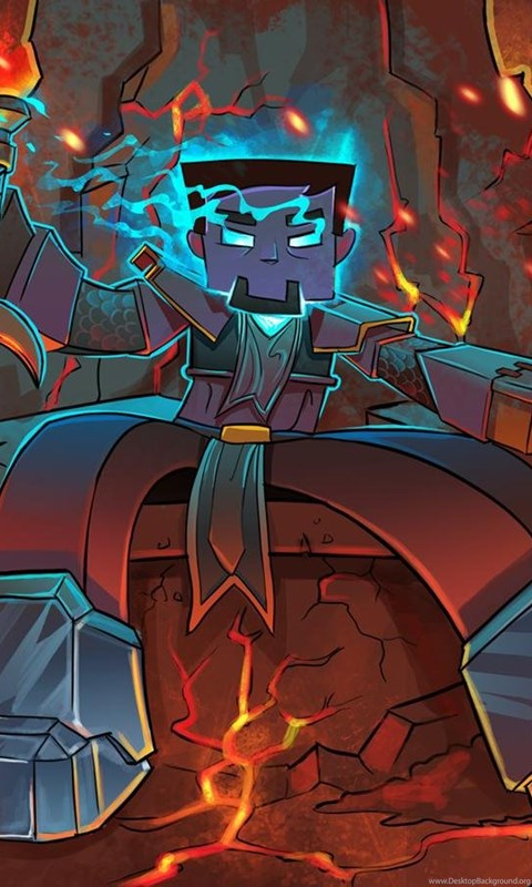 Cool Minecraft Backgrounds Desktop Background