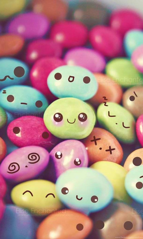 Cute candy wallpapers desktop background android sciox Gallery
