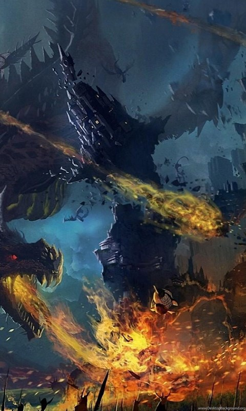 Dragon Wallpapers 4k Ultra Hd Free Downloads For Pc A1394