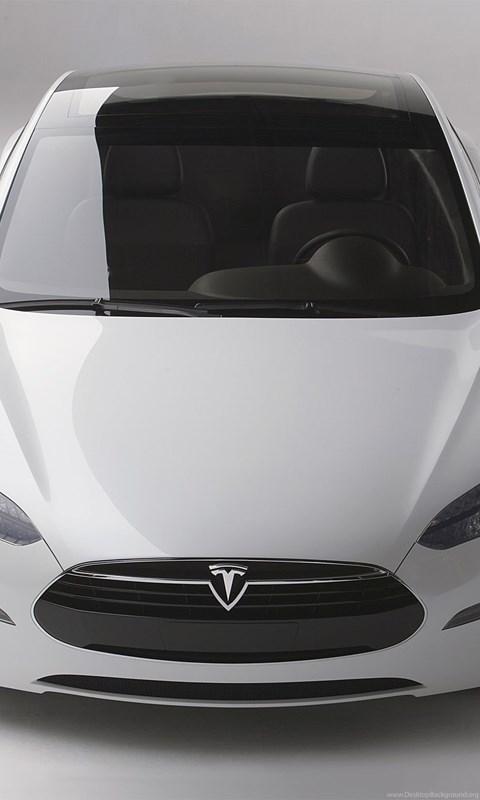 2009 Tesla Model S Concept Supercar Fs Wallpapers Desktop Background