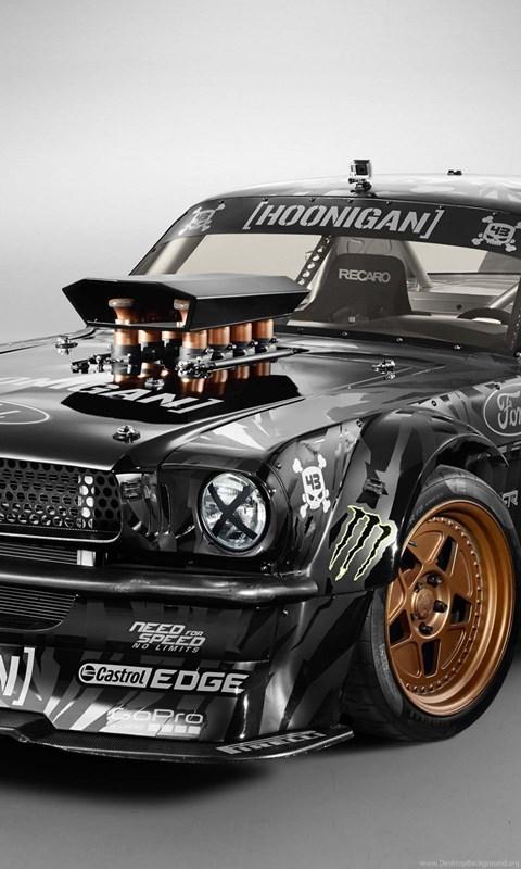 Hoonigan Mustang Hd Wallpaper