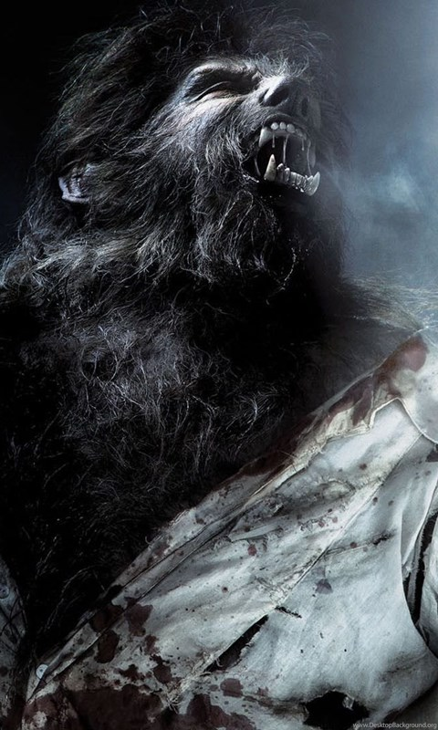 THE WOLFMAN Dark Werewolf Wallpapers Desktop Background