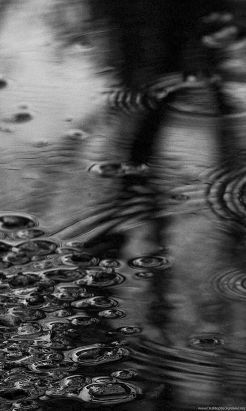 Animated Rain Falling Backgrounds Wallpaper Desktop Background