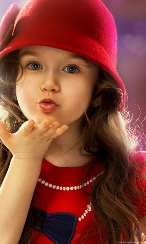 Sweet baby girl wallpapers hd for desktop desktop background - Sweet baby wallpaper free download ...