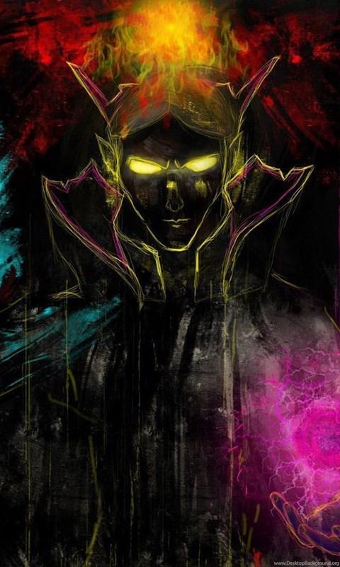 Invoker Wallpaper Group 63 Source DOTA 2 Magic Games Fantasy Wizard Sorcerer Wallpapers