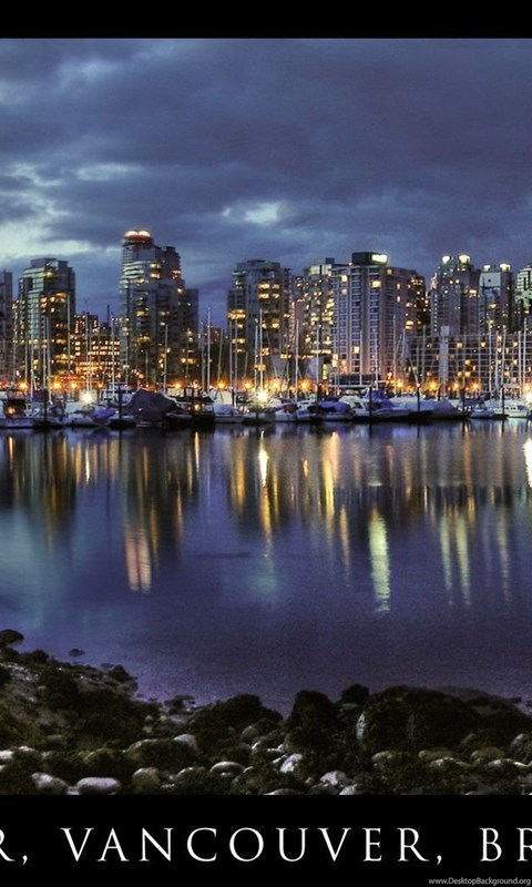 Vancouver Hd Wallpapers And Backgrounds Desktop Background