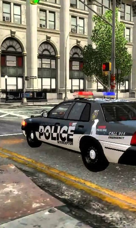 GTA 5 Police HD Wallpapers Desktop Background