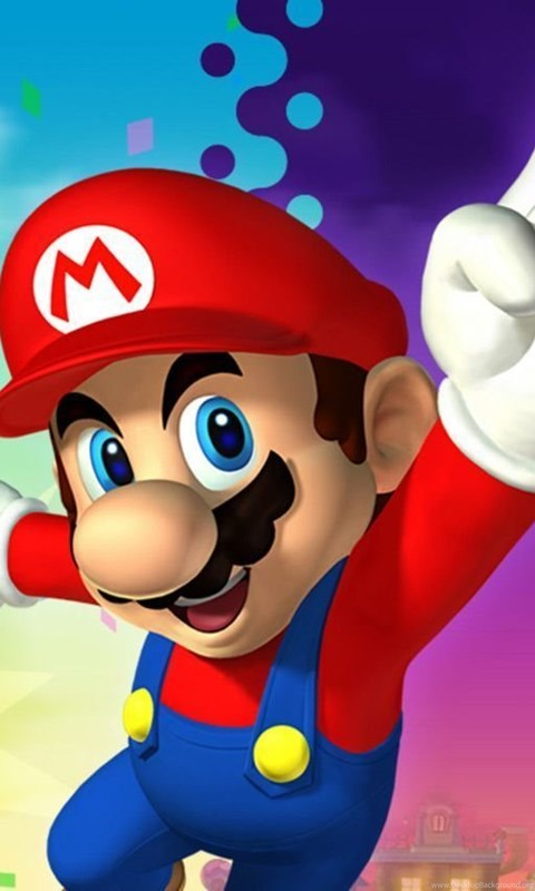 Super mario hd wallpapers for android android wallpapers - Supercar wallpaper hd for android ...