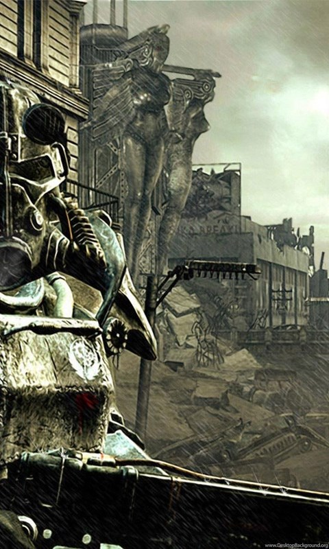 Fallout 3 wallpapers hd wallpapers high definition desktop background android thecheapjerseys Gallery