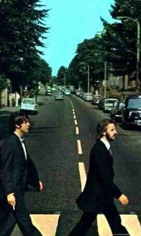 Abbey Road Beatles HD Wallpapers Desktop Background