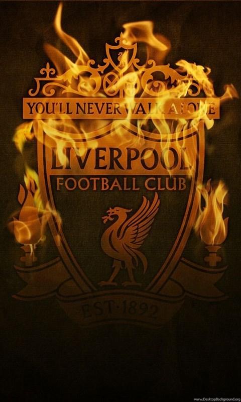Liverpool Fc Logo Desktop Wallpapers Hd Desktop Background