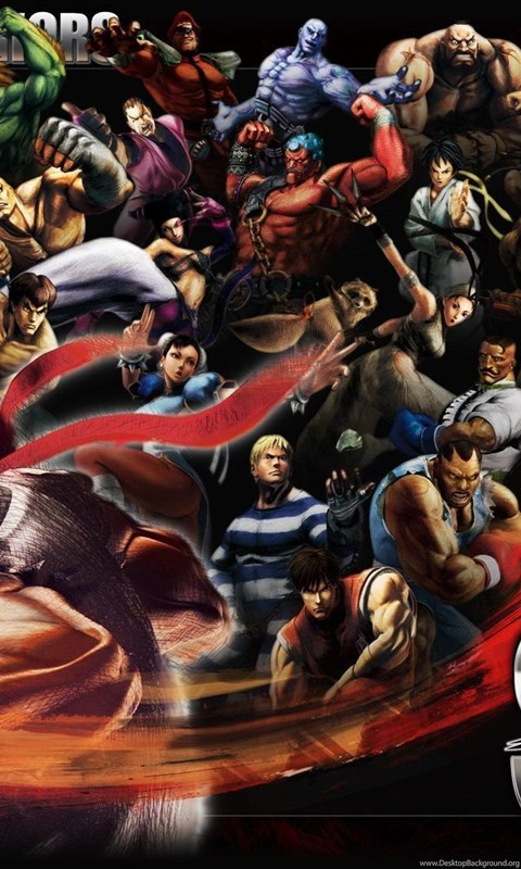 super street fighter 4 hd wallpapers and backgrounds desktop background