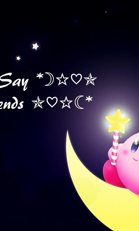 good night friends hd quality cute wallpapers free