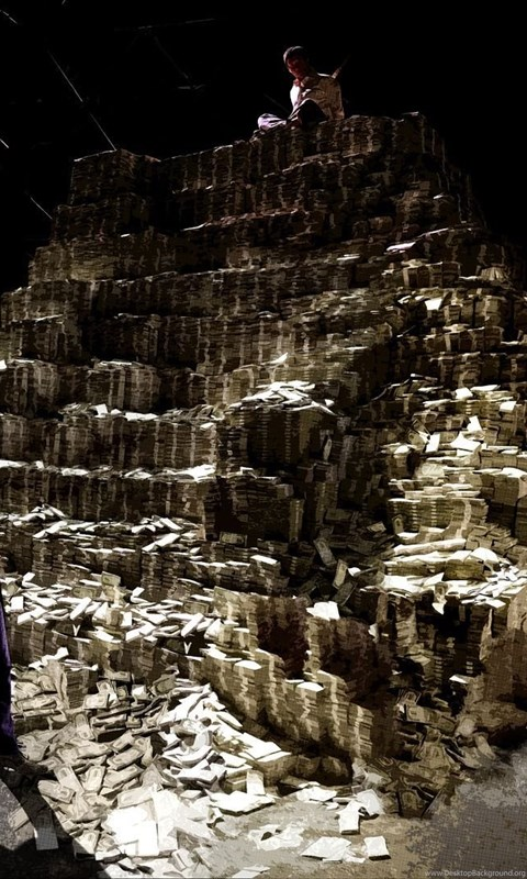 Dark Knight Money Pile 1920x1080 Hd Wallpapers And Free