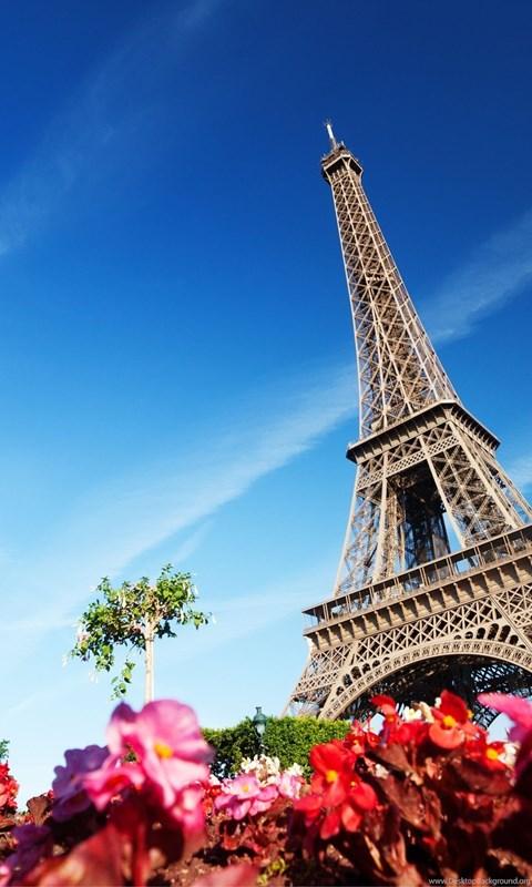 eiffel tower paris france wallpapers  desktop backgrounds