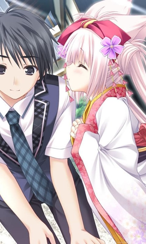 Cute Anime Couple Wallpapers Hd Anime Wallpapers Desktop ...