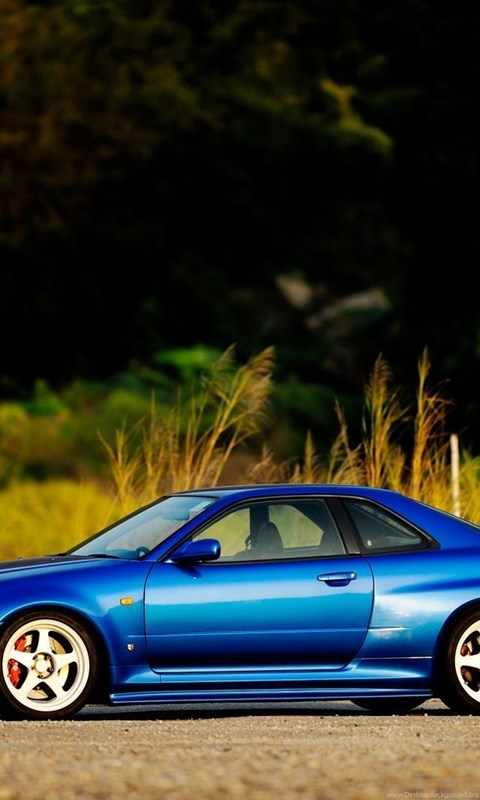 Nissan Skyline Gt R R34 Wallpapers Desktop Background