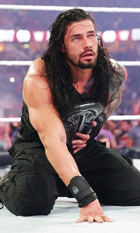 Wwe Roman Reigns Wallpapers Hd Best Collection Download Desktop