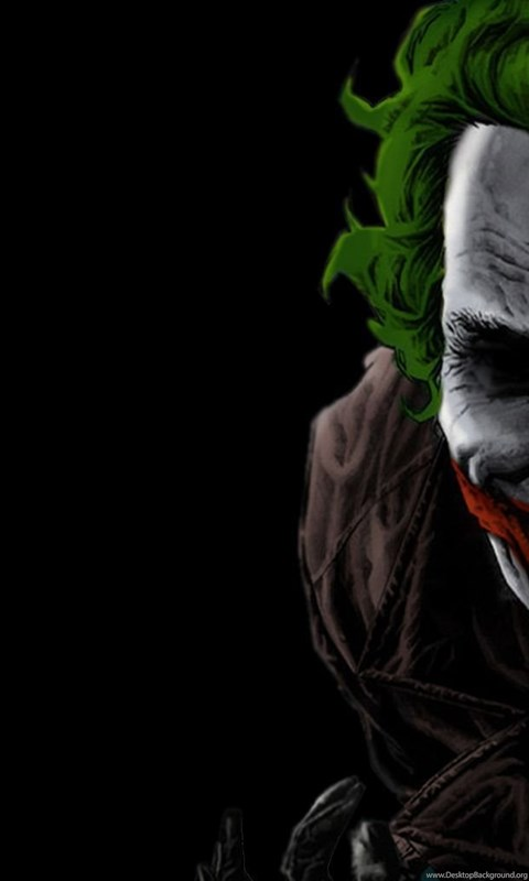Joker Hd Wallpaper Android Iphone