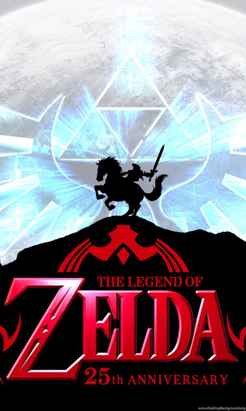 25th Anniversary Wallpapers The Legend Of Zelda