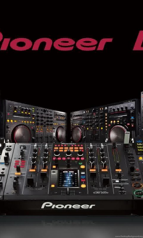 Pioneer Dj Mixer Wallpaper Tmhtcdj Desktop Background