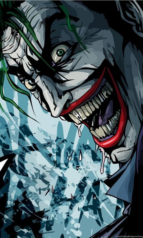 Joker Hd Wallpapers Desktop Background Android Wallpaper