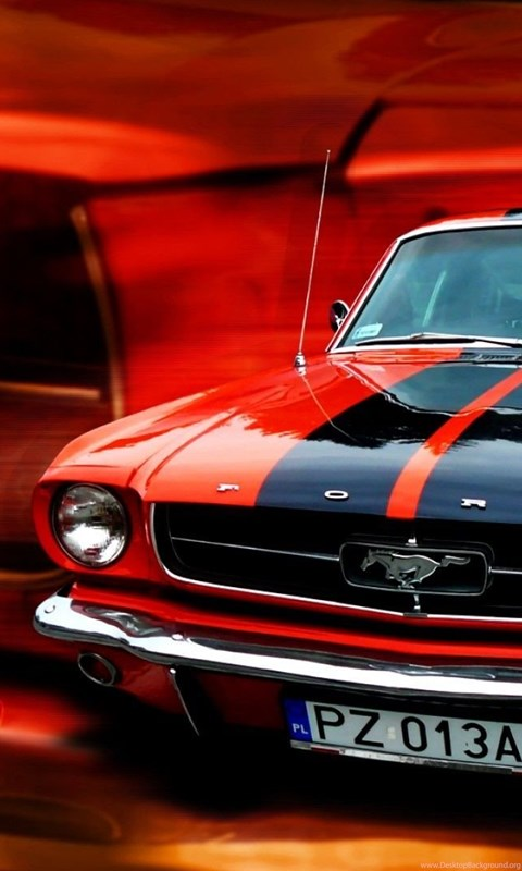 Red Ford Mustang Wallpapers HD Wallpaper Backgrounds Of Your Choice