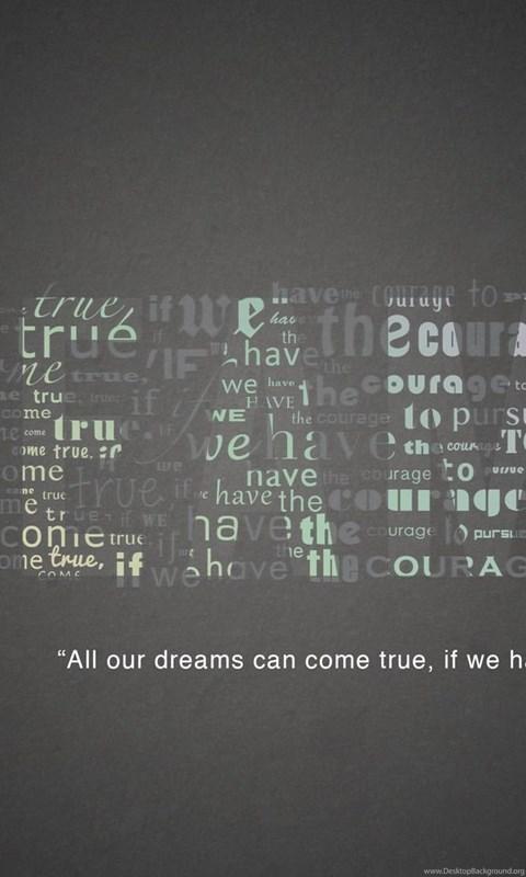 Walt Disney Quotes Wallpaper QuotesGram Desktop Background