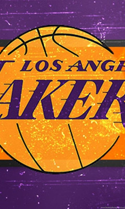 Los Angeles Lakers Logo Wallpapers Hd And Download Free
