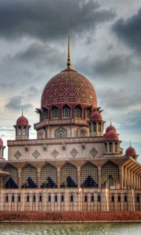 Putrajaya Mosque Malaysia Wallpapers Desktop Background