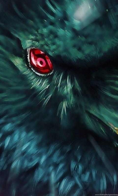 Itachis Crow Naruto Wallpapers Anime Desktop Background