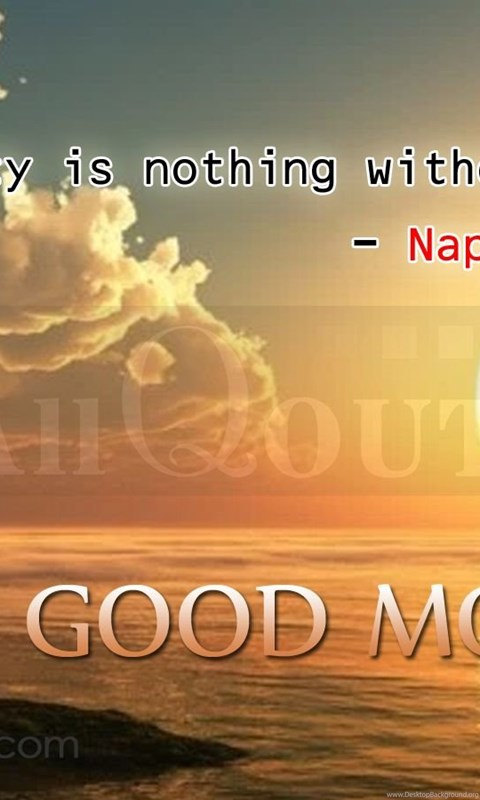 Good Morning Wishes And Wallpapers With Nice Motivational Quotes