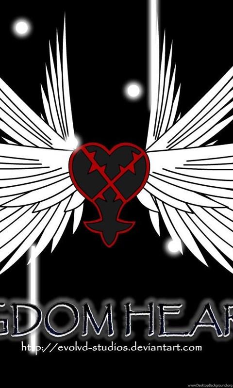 Kingdom Hearts Wallpaper Wide By Evolvd Studios On Deviantart