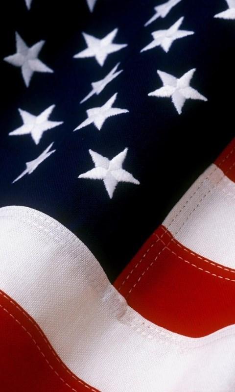 Waving Usa Flag Hd Wallpapers Desktop Background