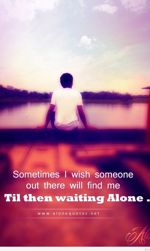 Sad love quotes for boys sad alone boy love quotes wallpaper ...