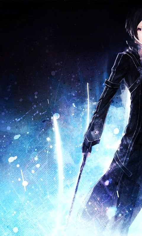 DeviantArt More Like Sword Art Online Kirito Wallpapers HD By