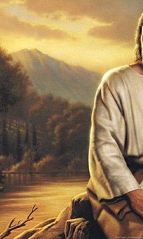 Jesus Hd Wallpaper Pictures Background Wallpapers Android