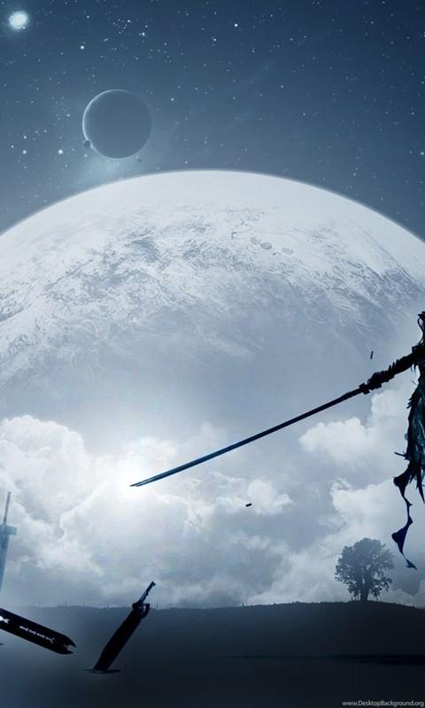 Final Fantasy Vii Remake Cloud Vs Sephiroth By Kesuke969 On